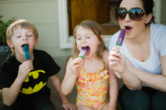 Summer Time with kids
