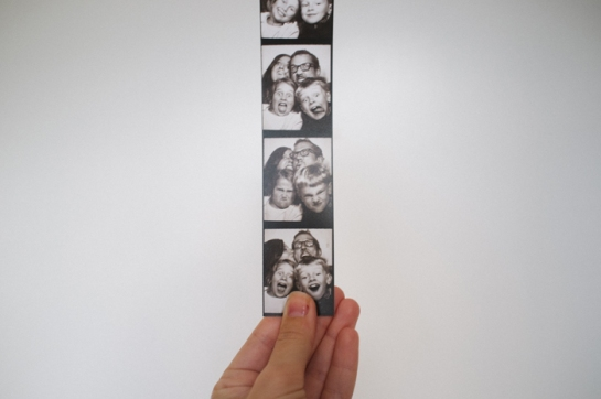 family photobooth pic