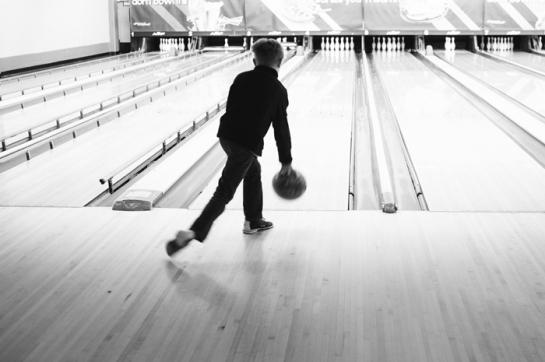 boy bowling portland oregon