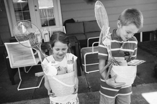 kids easter egg hunt in portland oregon