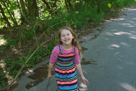 walk with kids in portland oregon