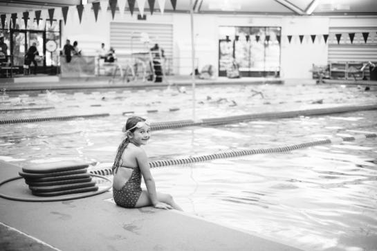 girl swim team